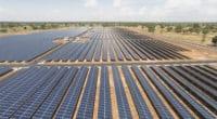 Solar farm © Shutterstock