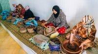 Traditional Moroccan ceramics © Shutterstock