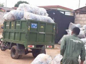 COTE D'IVOIRE : la start-up Coliba mise sur la collecte intelligente des déchets © Coliba