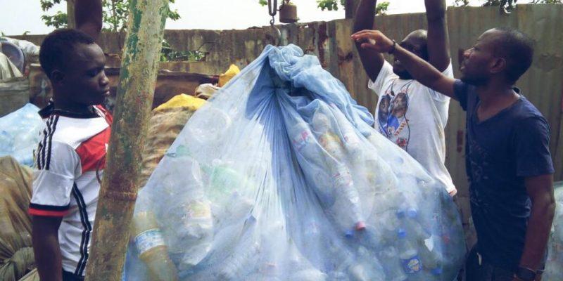COTE D'IVOIRE : la start-up Coliba mise sur la collecte intelligente des déchets © Coliba ci