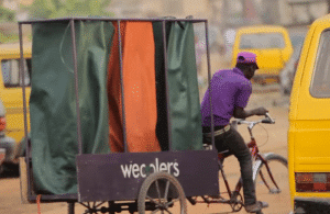 Wecycler teams criss-cross Lagos to collect waste.