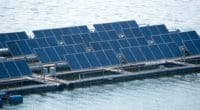 SEYCHELLES: The first floating solar panels in Africa, to be installed ©Power Up/Shutterstock