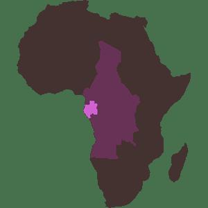 carte-Afrique-centrale-Gabon
