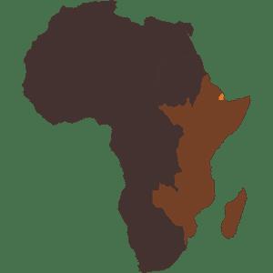 carte-Afrique-de-l-Est-Djibouti