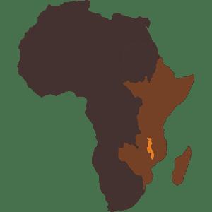 carte-Afrique-de-l-Est-Malawi
