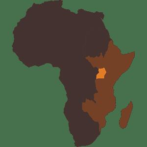 carte-Afrique-de-l-Est-Ouganda