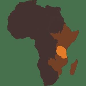 carte-Afrique-de-l-Est-Tanzanie