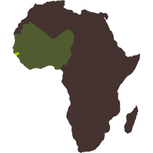 carte-Afrique-de-l-Ouest-Guinee-Bisseau