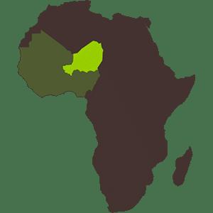 carte-Afrique-de-l-Ouest-Niger