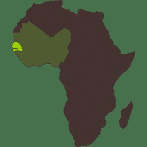 carte-Afrique-de-l-Ouest-Senegal