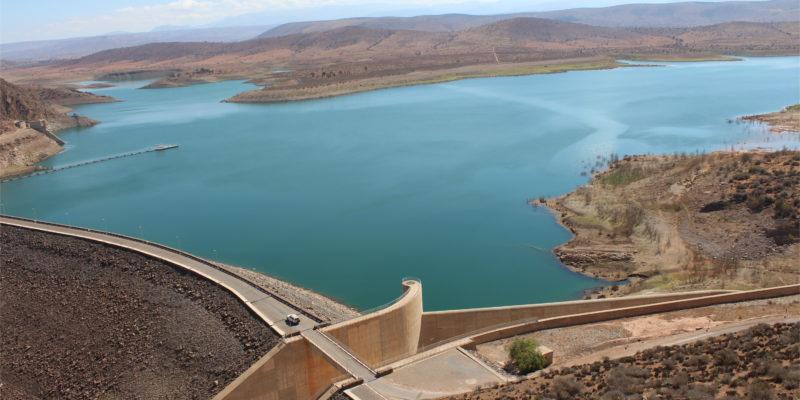 Barrage Al Massira au Maroc © Maria Andreevna - Shutterstock
