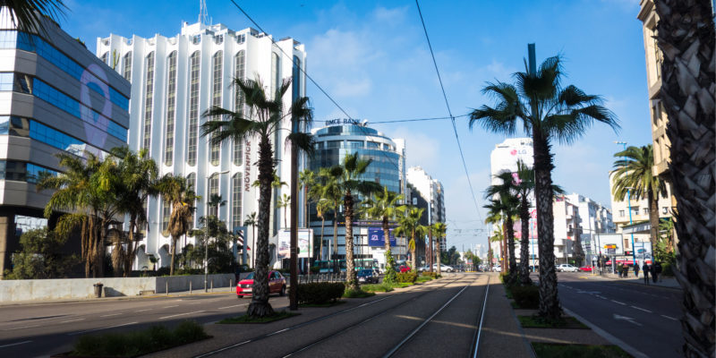 SMART CITY EXPO CASABLANCA: la ville intelligente au service de la ville durable© J.K250/Shutterstock