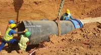 Water-sanitation: works in Burkina-Faso © World Bank