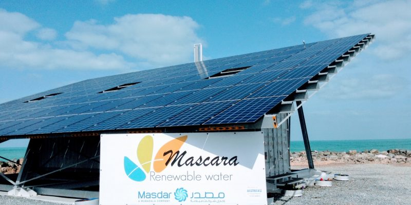 SOUTH AFRICA: Desalination plant running on solar energy soon © Mascara Renewable Water