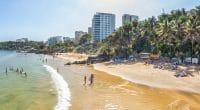 SÉNÉGAL : la plage de Ngor, à Dakar, est (provisoirement) débarrassé de ses ordures © Dereje /Shutterstock