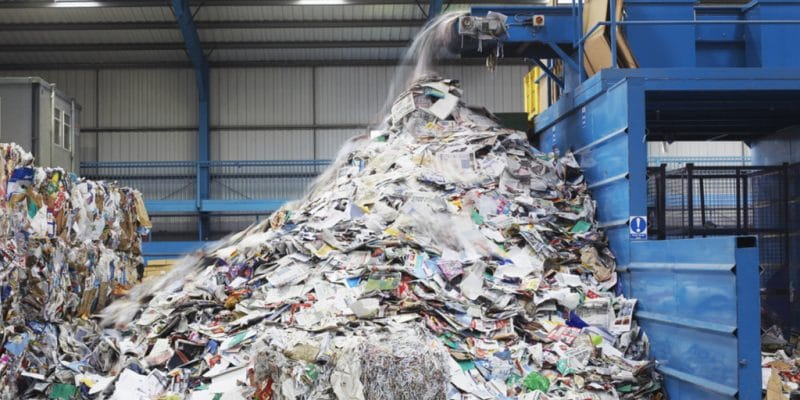 TOGO: NGO Stadd sets a plastic waste recycling plant in Lomé © sirtravelalot/Shutterstock