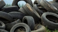 IVORY COAST: Basétégé Kamagaté gives old car tyres new air ®TOM KAROLA/Shutterstook