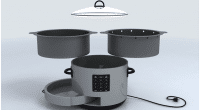 AFRICA: Towards a coal and radiation-free kitchen with the Steamways cooker © SW 2018