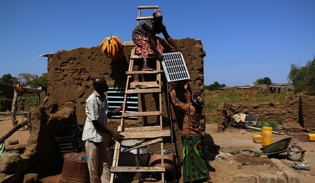 TOGO: Energy Generation will finance the projects of its laureates©caffce