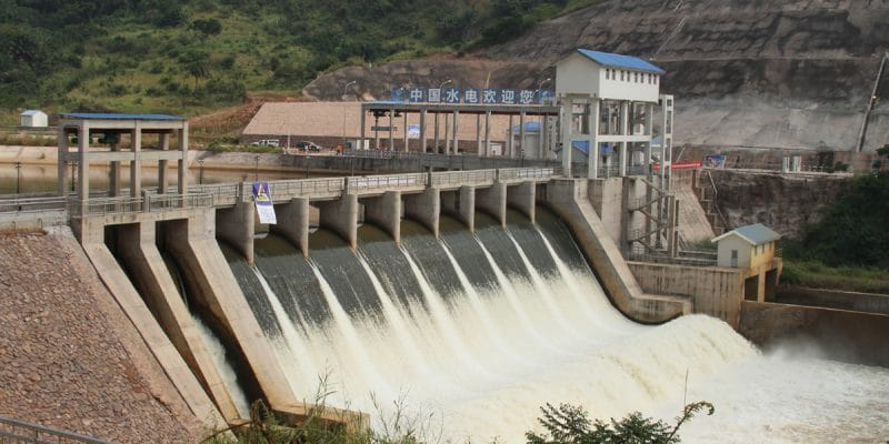 DRC: Sinohydro has finally completed the Zongo 2 hydroelectric dam © DR