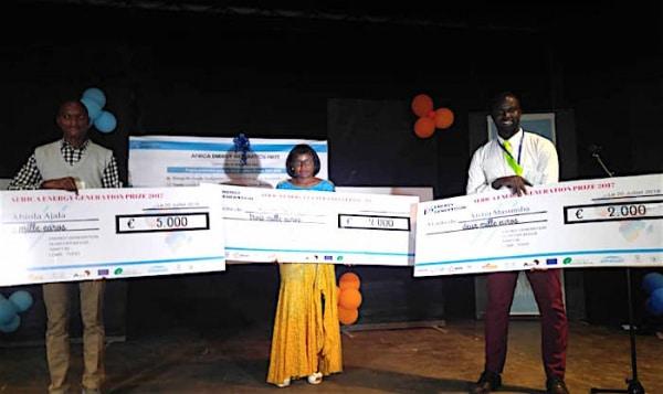 AFRIQUE : l'African Energy Generation Prize dévoile ses lauréats©togofirst.com