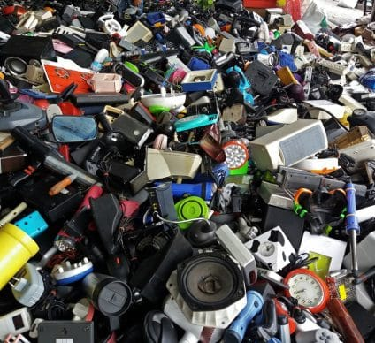 CAMEROON: e-waste recycling centre for Yaoundé and Douala