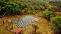 GABON: French company Engie installs first eight solar power plants ©Sebastian Noethlichs