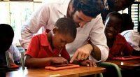AFRIQUE DE L'OUEST : ces kits solaires qui réduisent l'analphabétisme en zone rurale©Baoba+