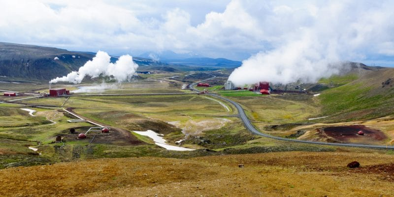 KENYA : Fuji Electric va construire l'unité 6 de la centrale géothermique d'Olkaria I©RnDmS/Shutterstock