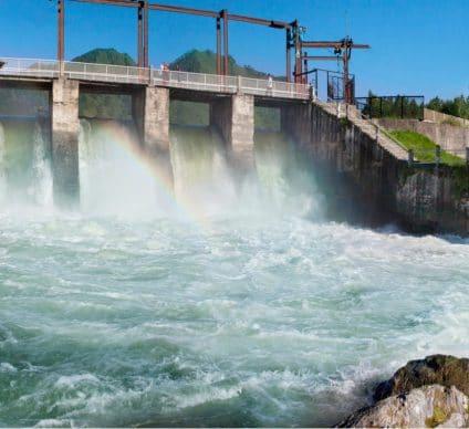 SIERRA LEONE: DBSA provides $4.9 million for Bumbuna II hydroelectric power plant©JAleksander Hunta/Shutterstock