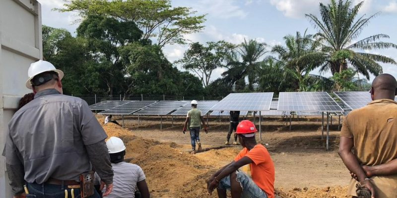 Liberia-Totota-BEC-Solar