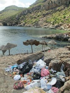 El Haouaria beach, ©Mohamed Oussama Houij