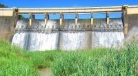 GABON: chantier de la centrale hydroélectrique de FE2, les travaux vont reprendre©PhotoSky/Shutterstock