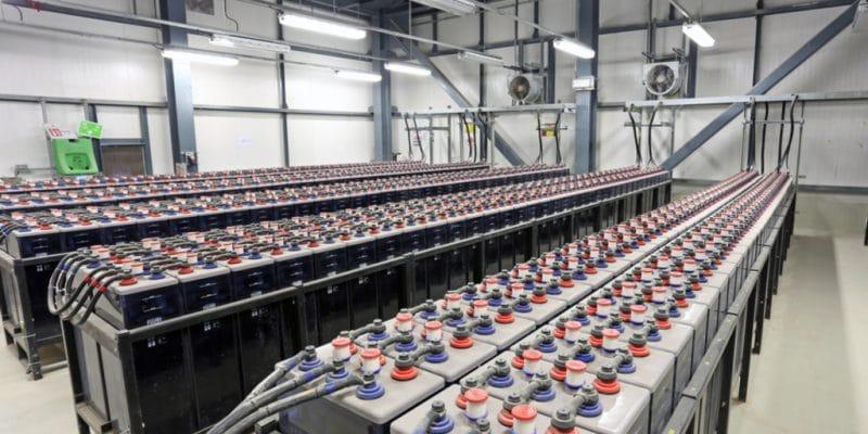 AFRIQUE DU SUD : un projet de stockage d'énergie reçoit le financement du Royaume-Uni ©Cpaulfell/Shutterstock
