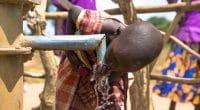 TOGO : la BOAD finance un projet d'eau potable pour 89 centres semi-urbains ©Cedric Crucke/Shutterstock