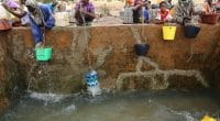 TCHAD : un projet d'eau et d'assainissement reçoit 21 M€ de financement de la BAD ©BOULENGER Xavier/Shutterstock