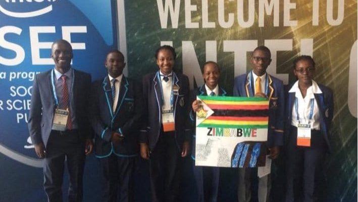 ZIMBABWE : lycéen, Macdonald Chirara éclaire les zones rurales grâce aux déchets