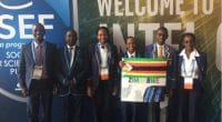 ZIMBABWE: High school student Macdonald Chirara lights up rural areas using waste