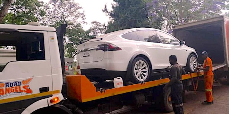 ZIMBABWE: Tesla electric car gets country's attention