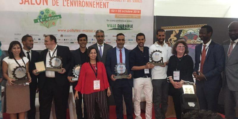 Trophées-Cleantech-Pollutec-Maroc-2018