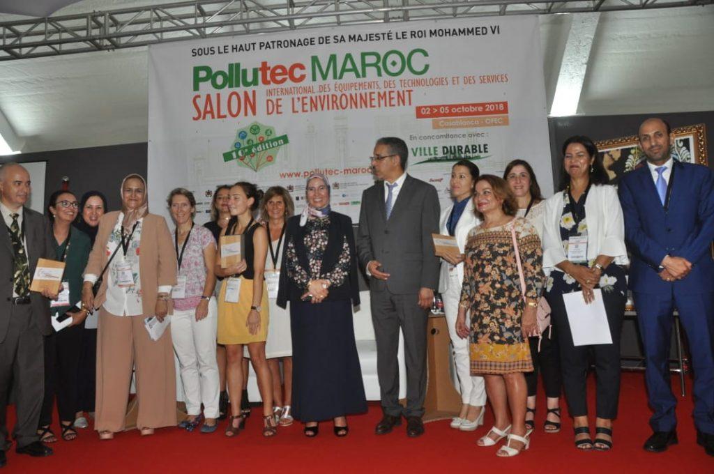 Trophées-Environnement-Pollutec-Maroc-2018