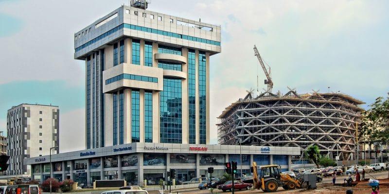 GHANA : lancement du projet Gasslip, pour l'assainissement à Accra © Nataly Reinch/Shutterstock