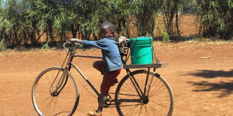 MALI : premiers tests prévus en décembre 2018 pour le projet d'eau potable de Kabala ©Africa924/Shutterstock