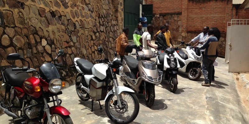 RWANDA: Ampersand to market electric motorcycles for transport in Kigali