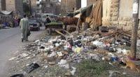 ÉGYPTE : le gouvernement élabore un système de gestion des déchets municipaux global©StreetVJ/Shutterstock