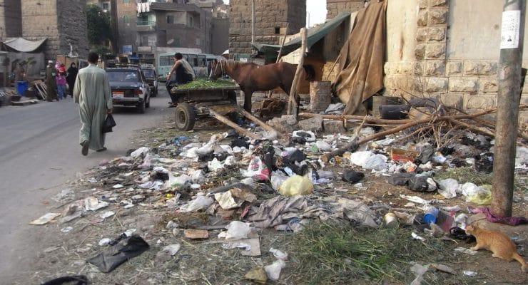 ÉGYPTE : le gouvernement élabore un système global de gestion des déchets municipaux
