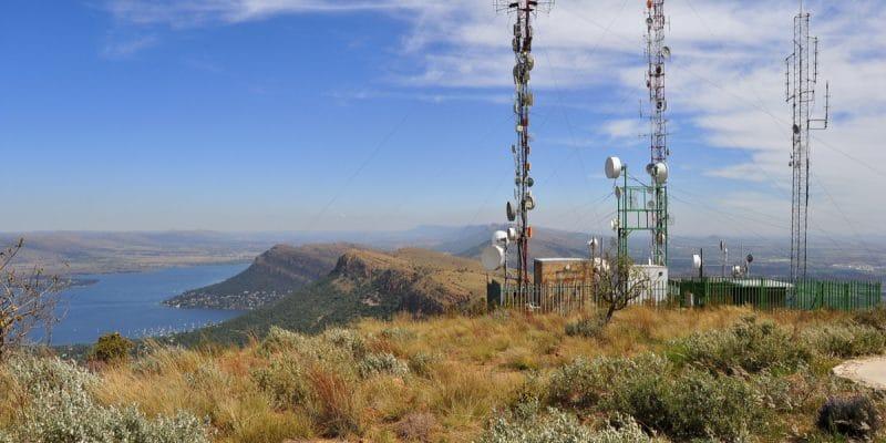 AFRIQUE : Globaltel propose une solution solaire pour optimiser les antennes télécoms© orangecrush /Shutterstock