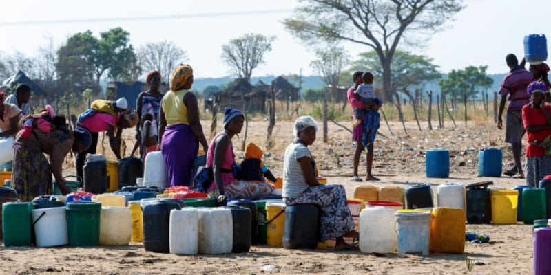 NAMIBIA: Inhabitants, with State support, bring water back to 2 northern villages ©Artush/Shutterstock