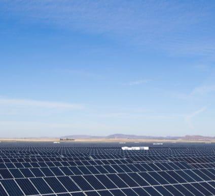 ÉGYPTE : Bientôt 2 GW de solaire, et le pays réalise ses objectifs de COP21© Douw de Jager/Shutterstock