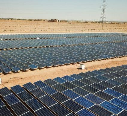 TCHAD : l'État veut atteindre 20 % d'EnR dans son mix énergétique d'ici 2030©Sebastian Noethlichs/Shutterstock